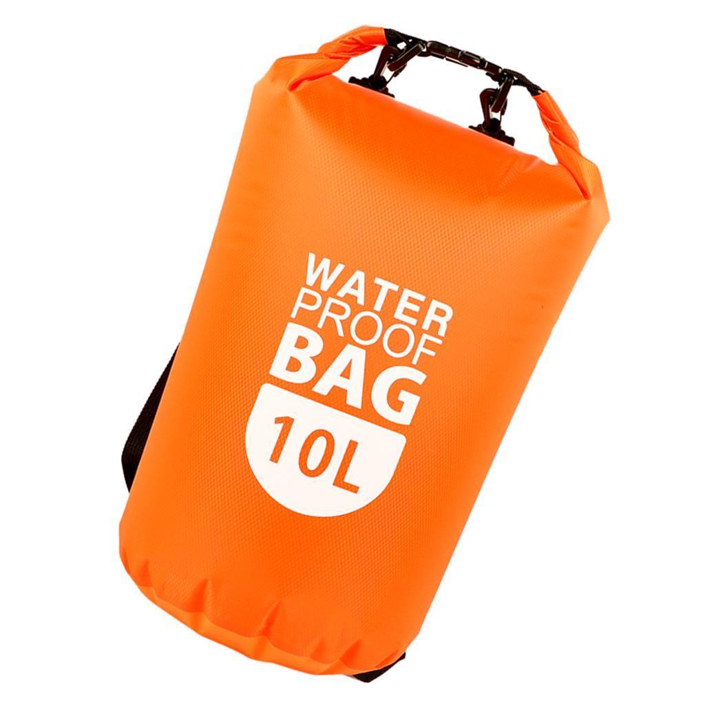 5//10//20//40L Waterproof Dry Bag Storage Dry Sack Hiking Camping Kayaking Fishing