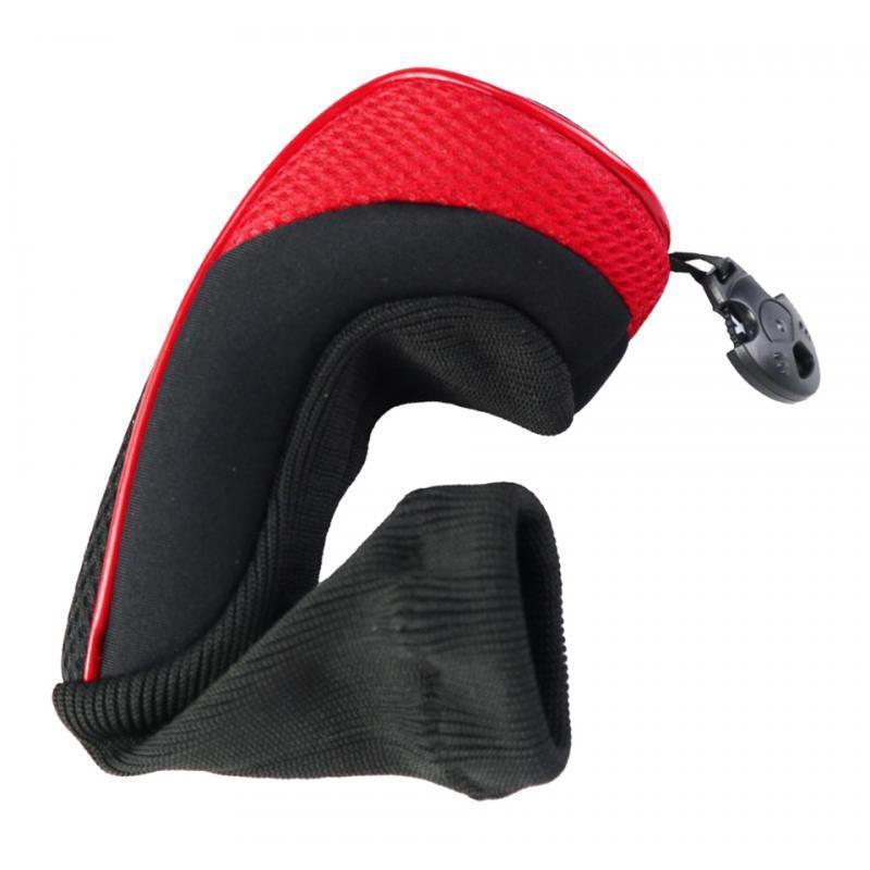 Premium-Mesh-Golf-Headcover-Wood-Hybrids-Head-Cover-Fairway-Driver-Guard thumbnail 6