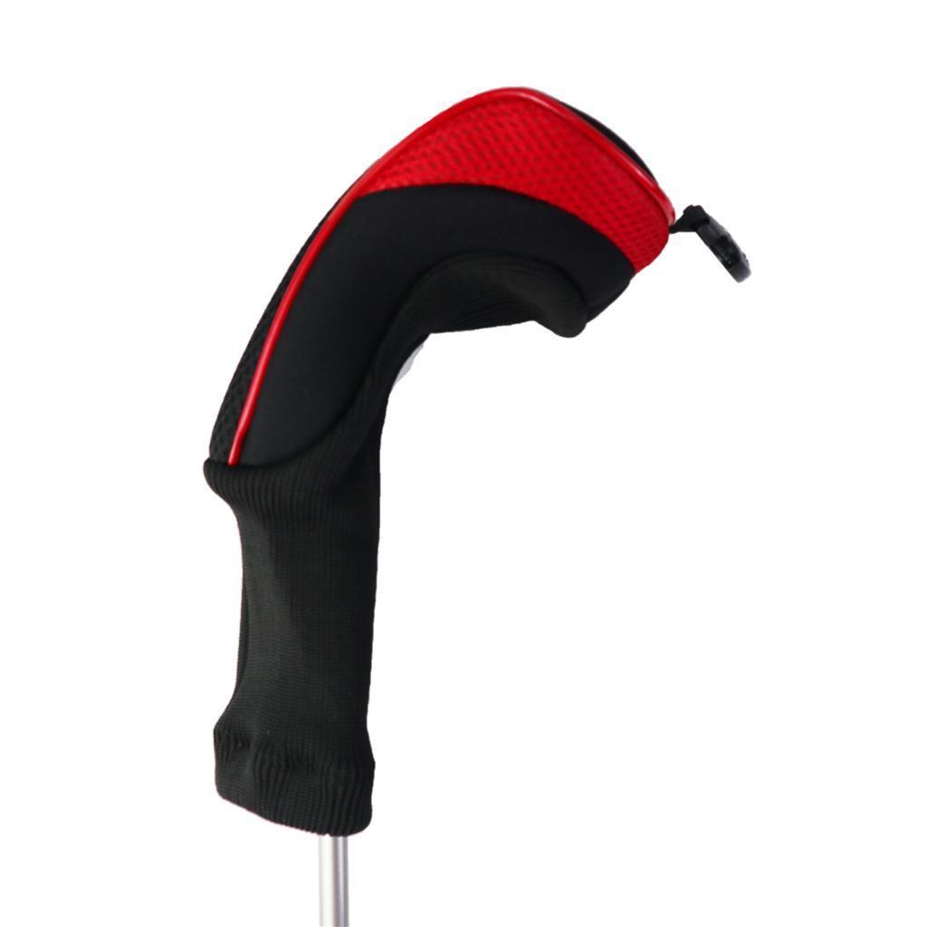 Premium-Mesh-Golf-Headcover-Wood-Hybrids-Head-Cover-Fairway-Driver-Guard thumbnail 5