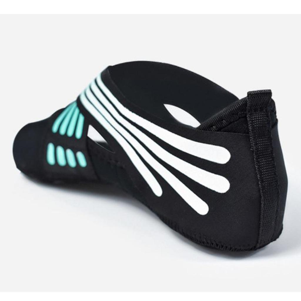 miniatura 58 - 1 Pair Delle Donne di Ballo di Formazione di Yoga Pilates Grip Calzini