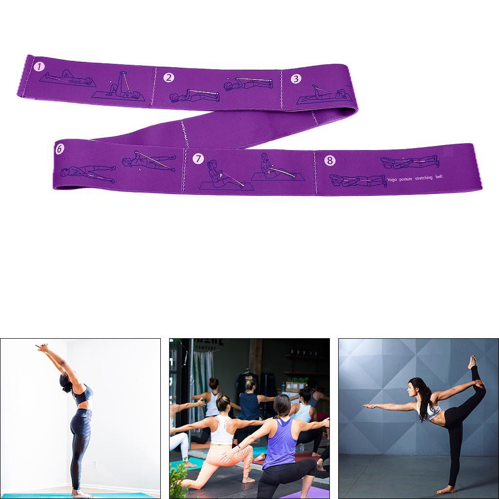 miniatura 25 - Pulsera stretch elástica bailar banda pilates Dance pierna prolongar camilla