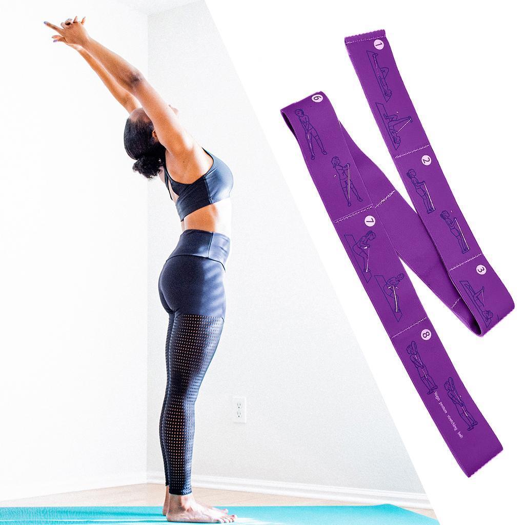 miniatura 24 - Pulsera stretch elástica bailar banda pilates Dance pierna prolongar camilla