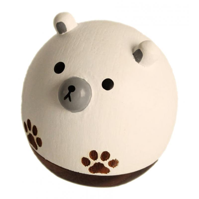 Wooden-Tumbler-Craft-Wood-Animal-Figure-Toy-Office-Desk-Decor-Ornament thumbnail 27