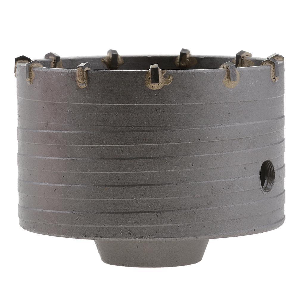 Punta-Trapano-Fresa-A-Foro-In-Carburo-Per-Calcestruzzo-Mattoni-Cemento miniatura 47