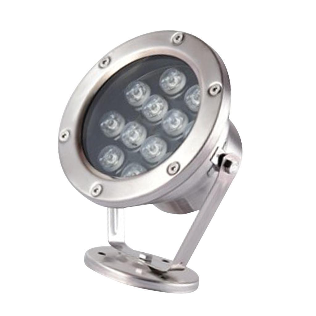 miniatura 7 - Illuminazione Subacquea LED Luce Spot Punto Laghetto Acquario Piscina