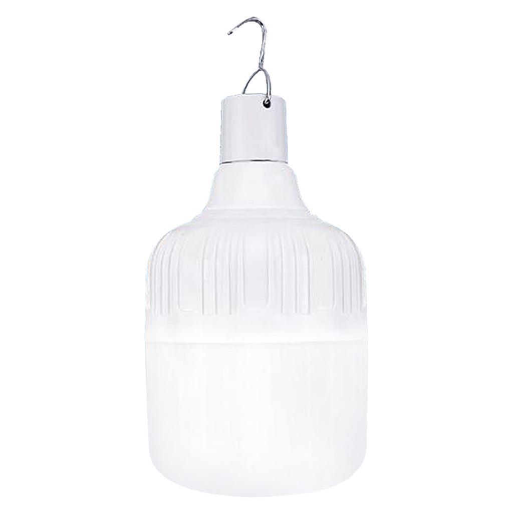miniatura 12 - LED Da Campeggio Lampadina USB Ricaricabile Di Emergenza Tenda Lampada A