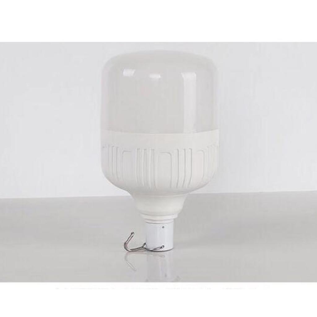 miniatura 11 - LED Da Campeggio Lampadina USB Ricaricabile Di Emergenza Tenda Lampada A