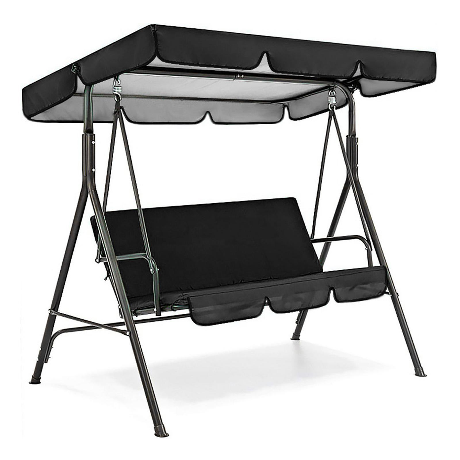 miniatura 52 - Sostituzione della copertura della sedia a dondolo da esterno per patio,