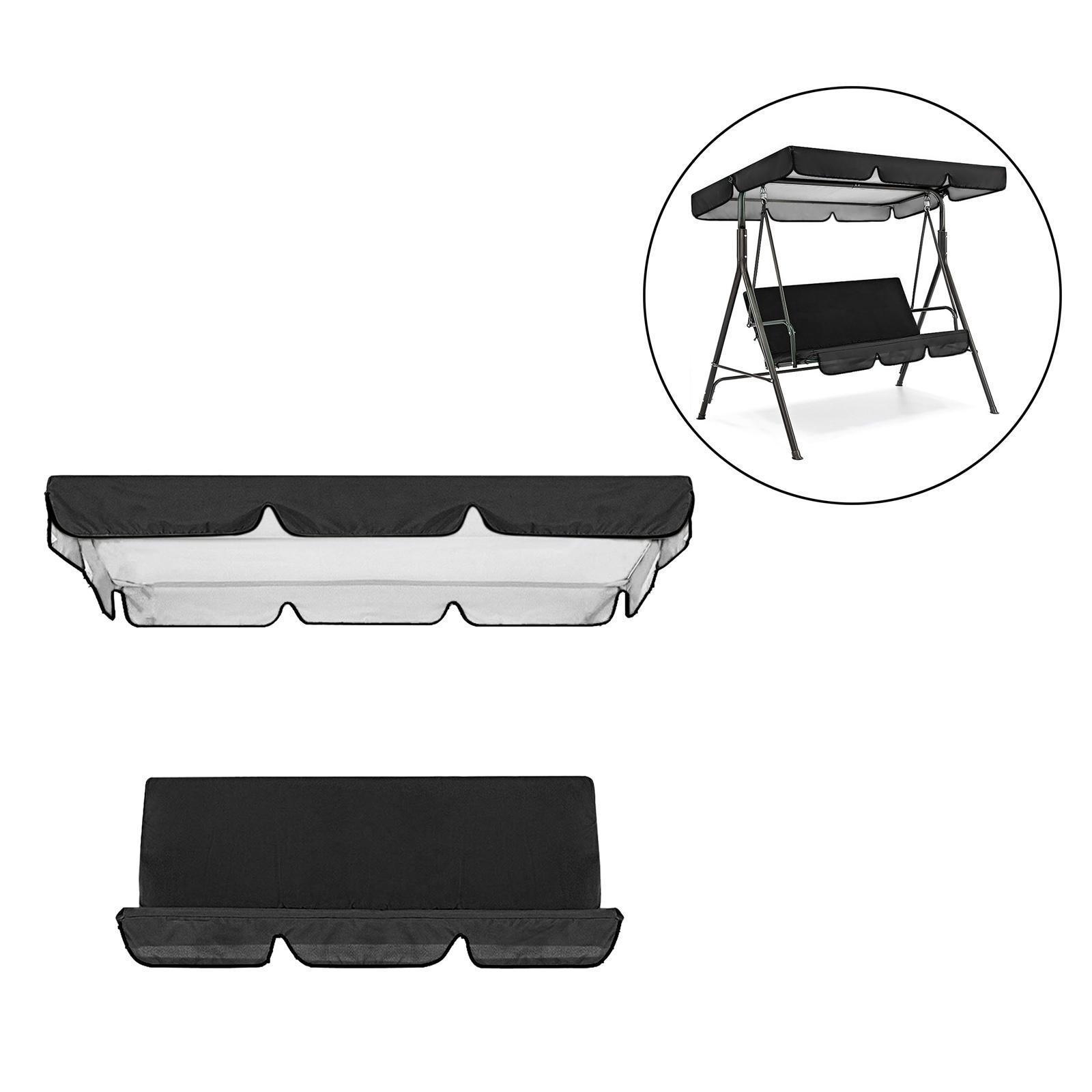 miniatura 50 - Sostituzione della copertura della sedia a dondolo da esterno per patio,