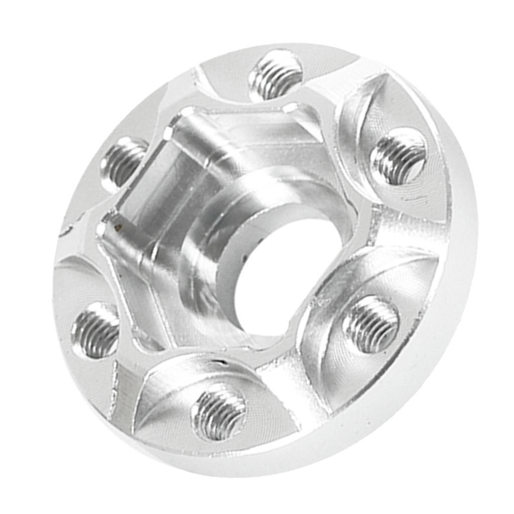 1-10-Scale-Crawler-Alloy-Wheel-Hex-Hub-12mm-for-1-9-2-2-inch-Wheel-Rim thumbnail 7