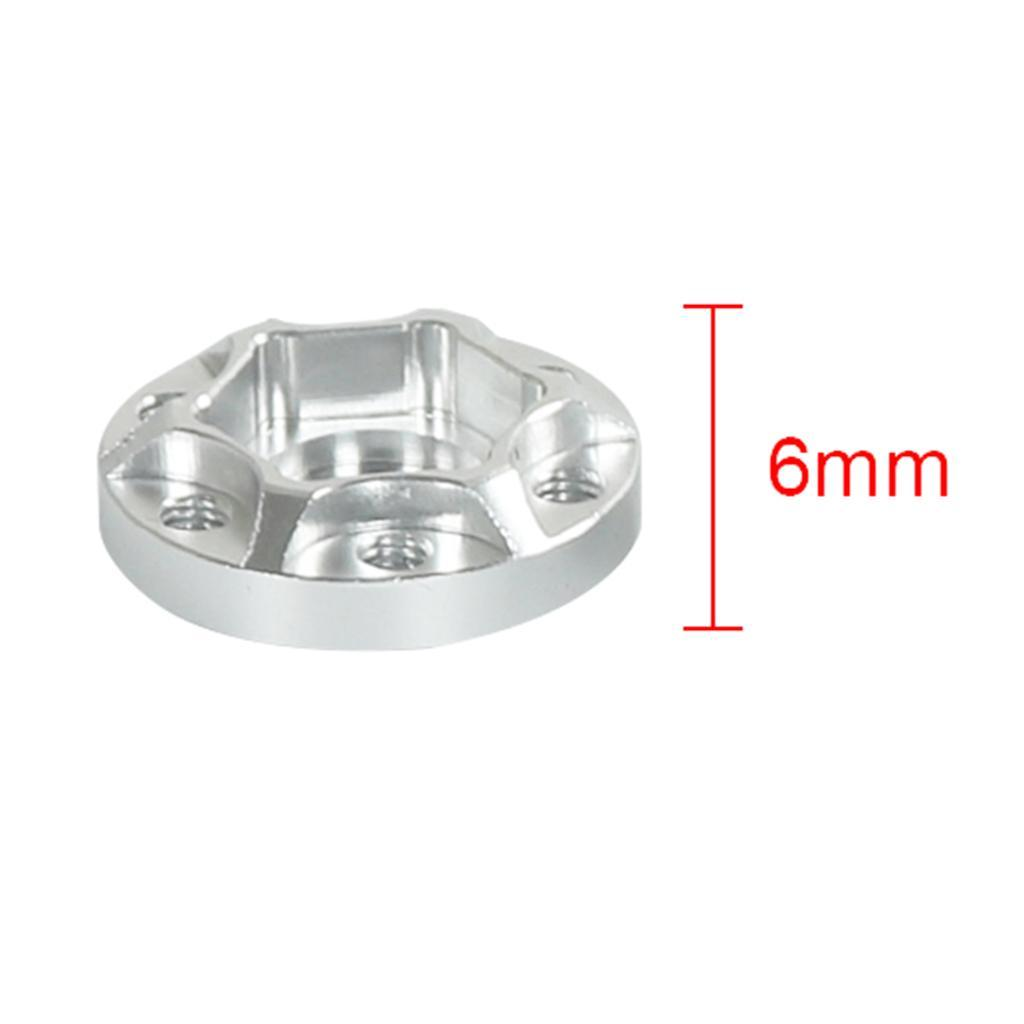 1-10-Scale-Crawler-Alloy-Wheel-Hex-Hub-12mm-for-1-9-2-2-inch-Wheel-Rim thumbnail 8