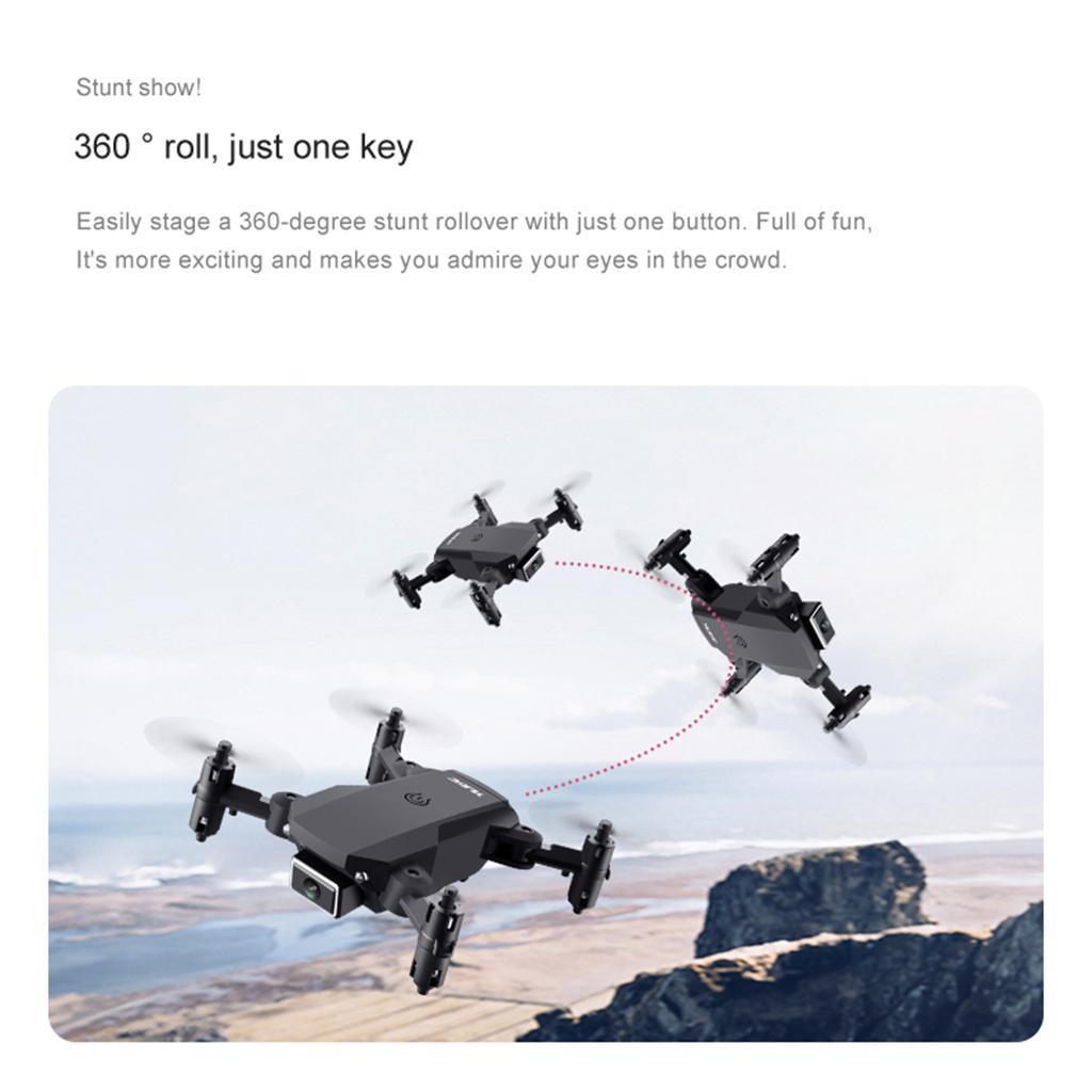 miniatura 44 - Mini Drone Una Chiave Headless Modalità di Mantenimento di Quota 6-Axis Gyro