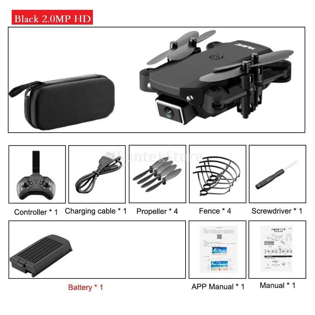 miniatura 45 - Mini Drone Una Chiave Headless Modalità di Mantenimento di Quota 6-Axis Gyro