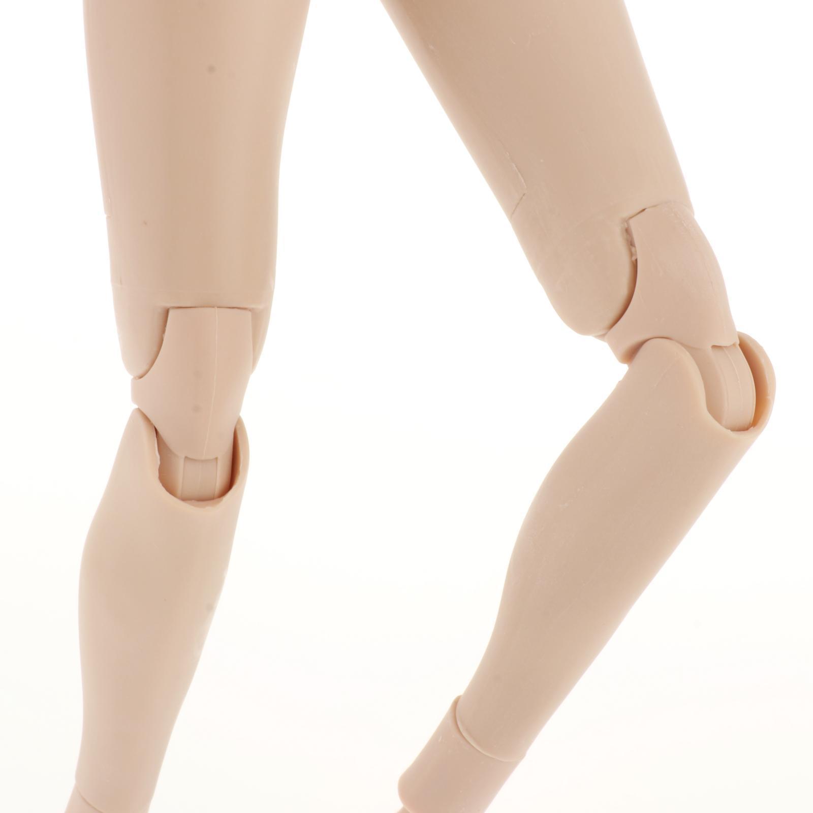 miniature 26 - 1/6 Scale Female Flexible Body 12 Inches Action Figure Body Seamless Figure