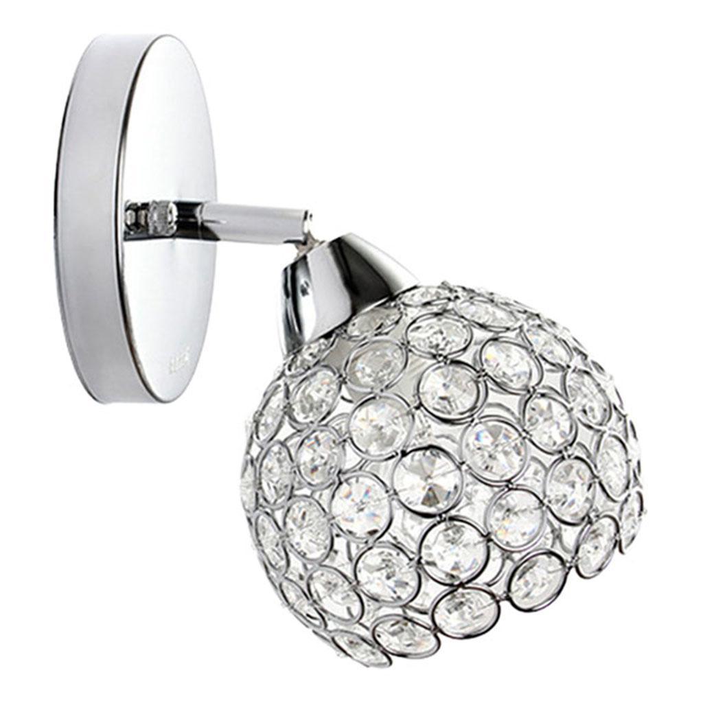 Moderne dekorative Kristallwandleuchte LED Wandleuchte Wandleuchte Home