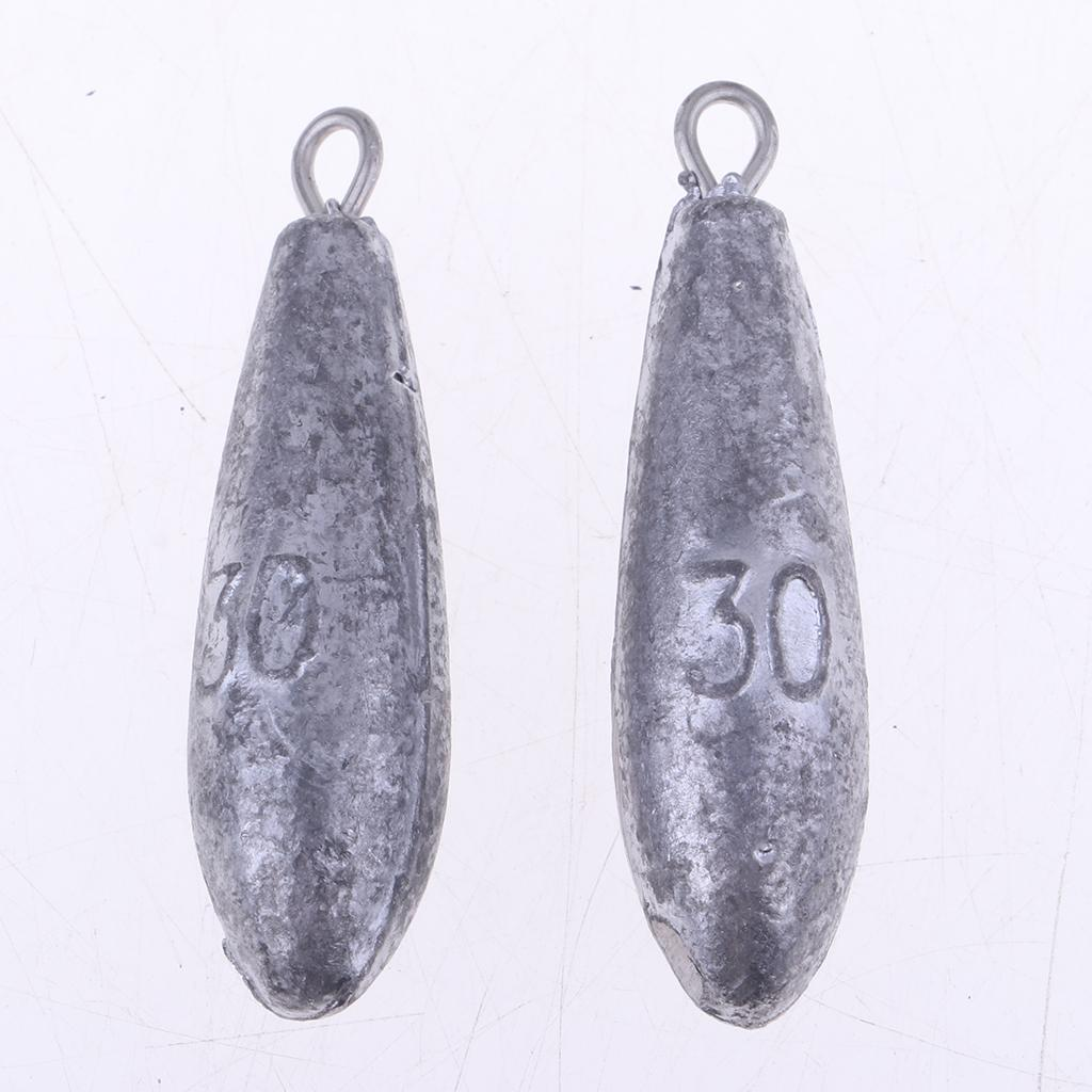 25-pesi-da-pesca-di-alta-qualita-pesano-pesi-a-forma-di-pesi miniatura 4