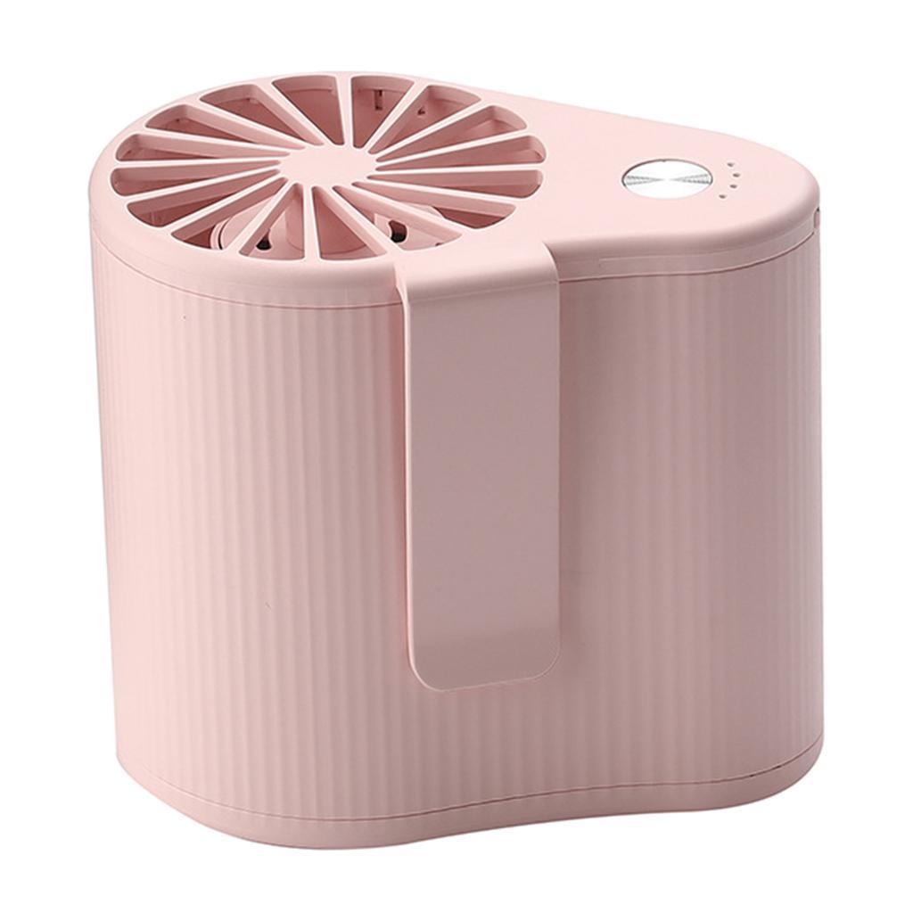 Taille-Suspendue-Mini-Fan-Ventilateur-De-Refroidissement-Portable-5V-1000RPM miniature 9