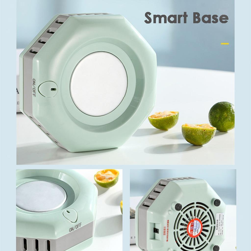 miniatura 6 - Mini Elettrica Macchina Per Macchina del Ghiaccio Mini Frigo per il Latte di