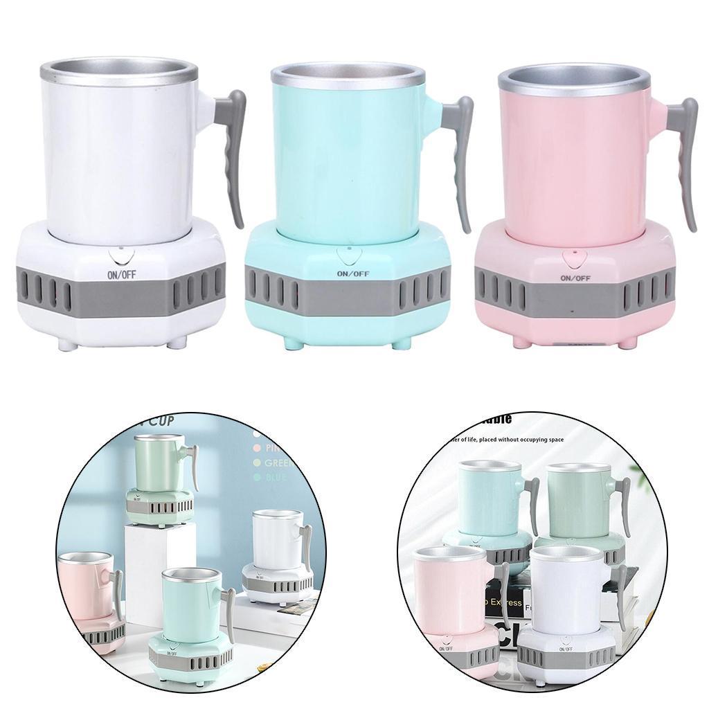 Mini Elettrica Macchina Per Macchina del Ghiaccio Mini Frigo per il Latte di
