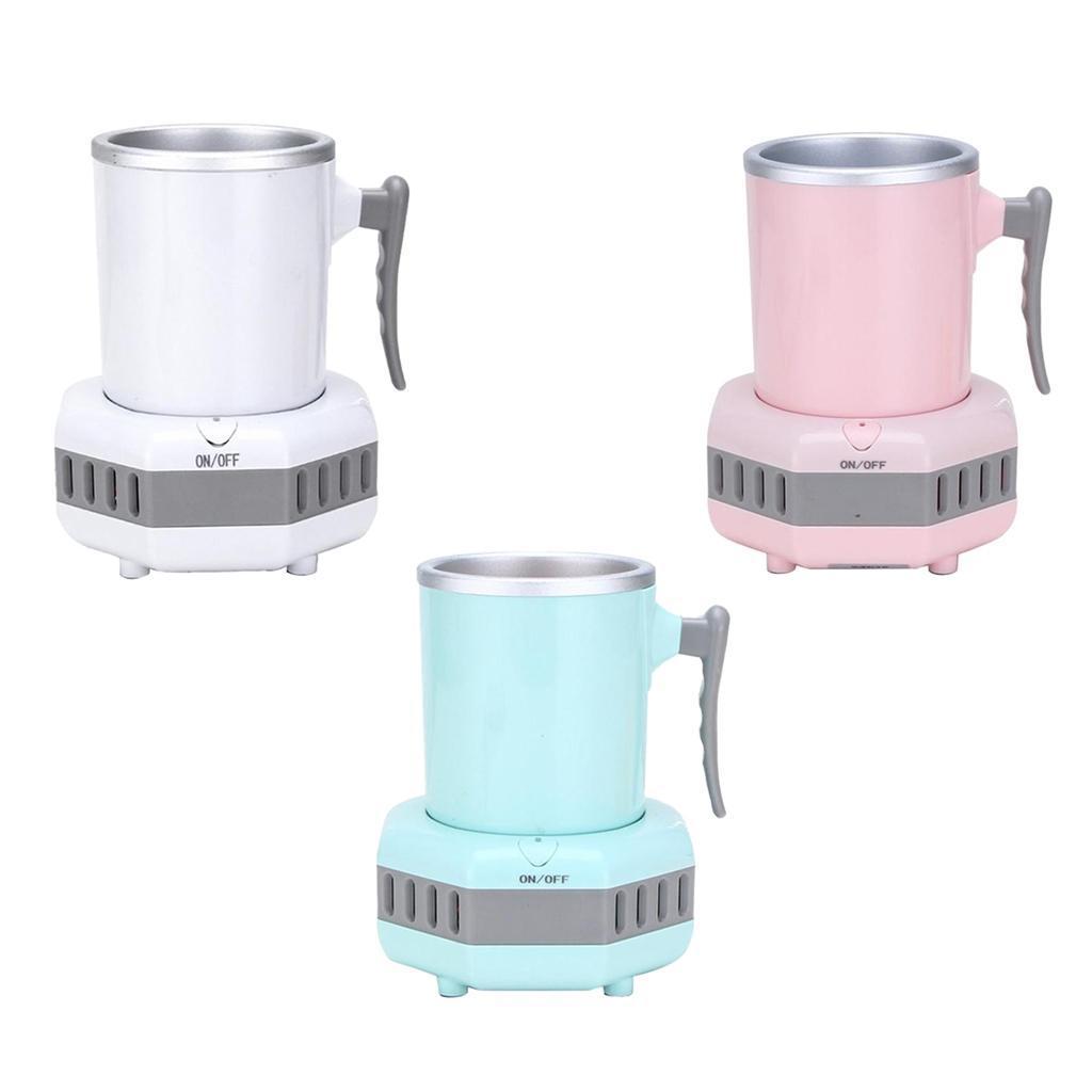 miniatura 2 - Mini Elettrica Macchina Per Macchina del Ghiaccio Mini Frigo per il Latte di