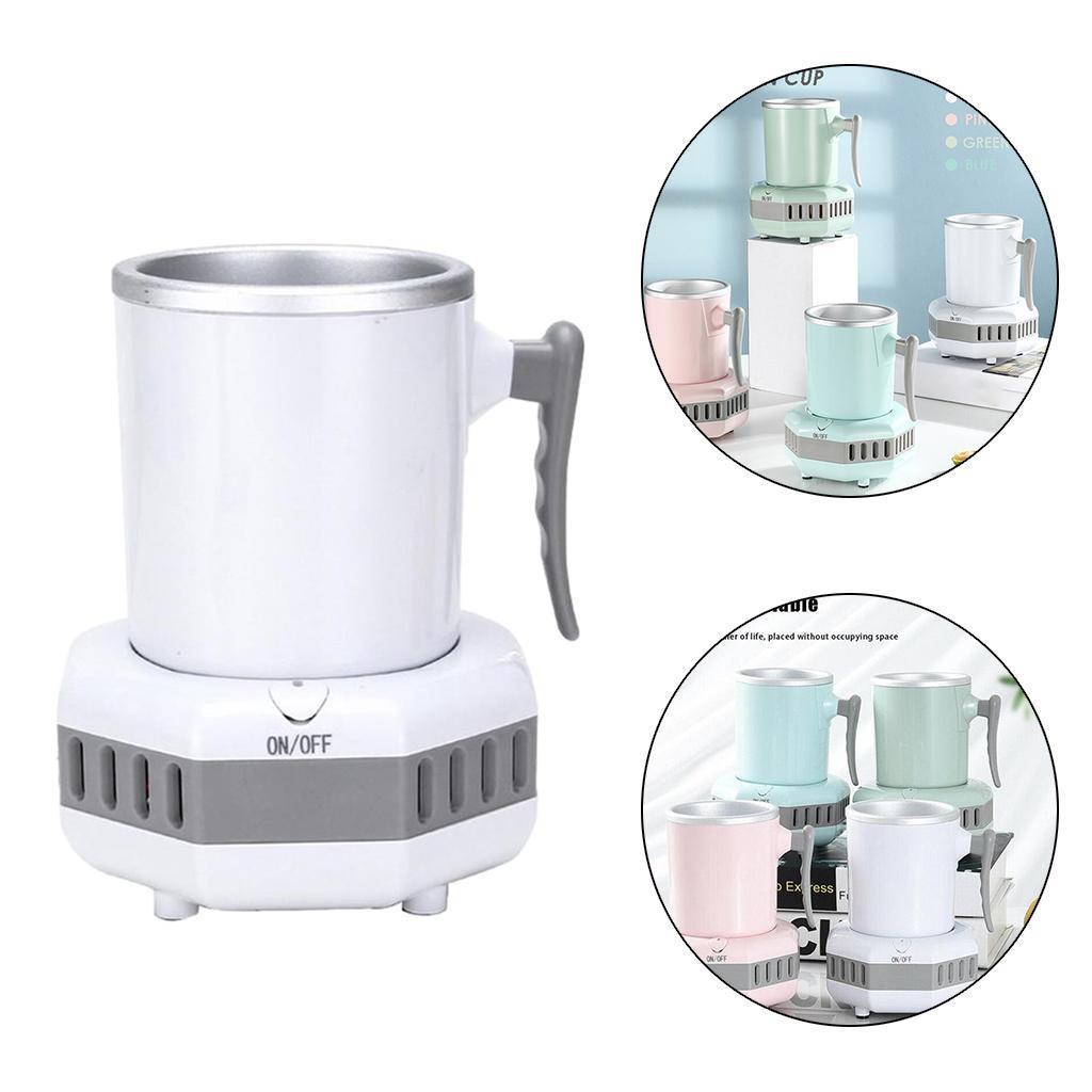 miniatura 13 - Mini Elettrica Macchina Per Macchina del Ghiaccio Mini Frigo per il Latte di