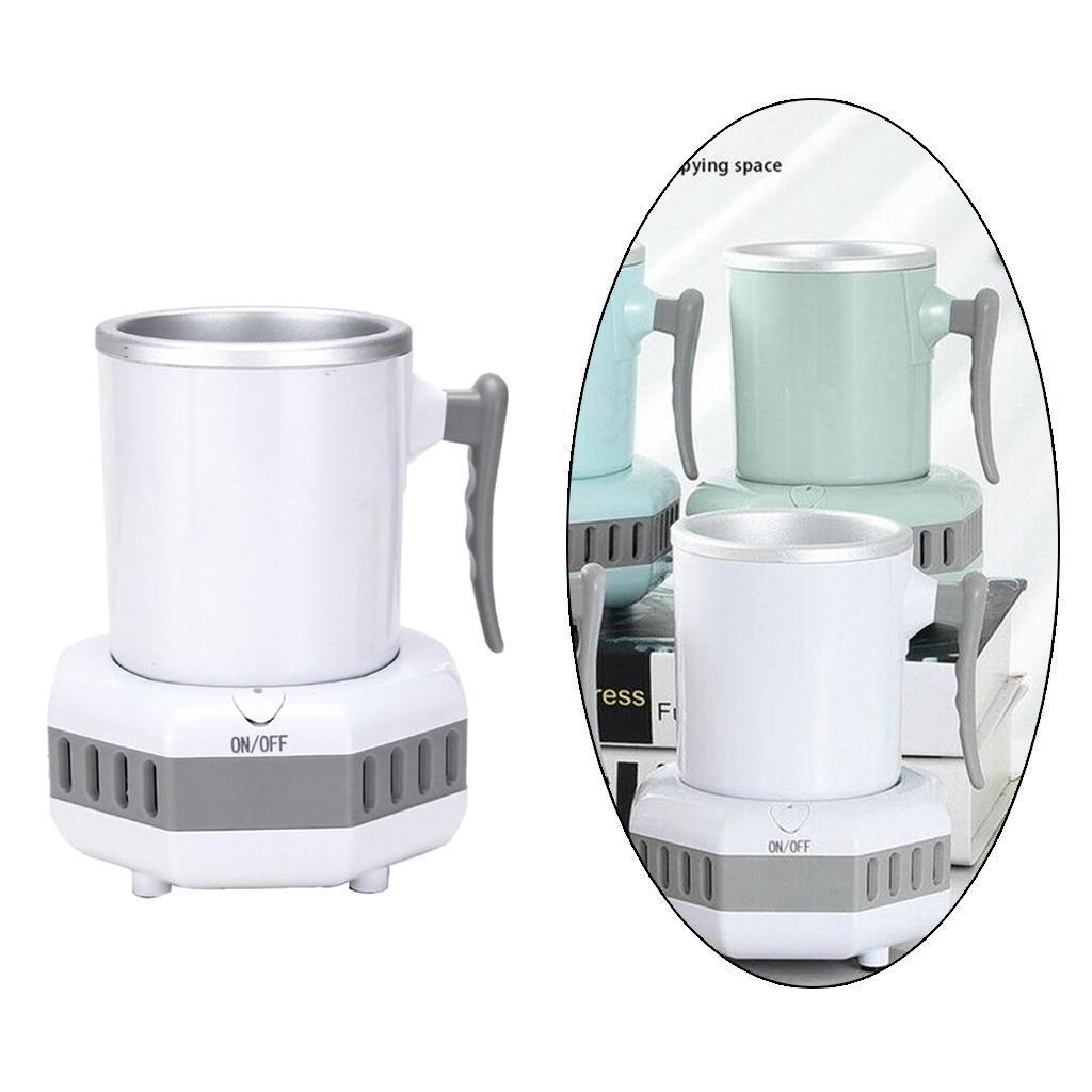 miniatura 5 - Mini Elettrica Macchina Per Macchina del Ghiaccio Mini Frigo per il Latte di