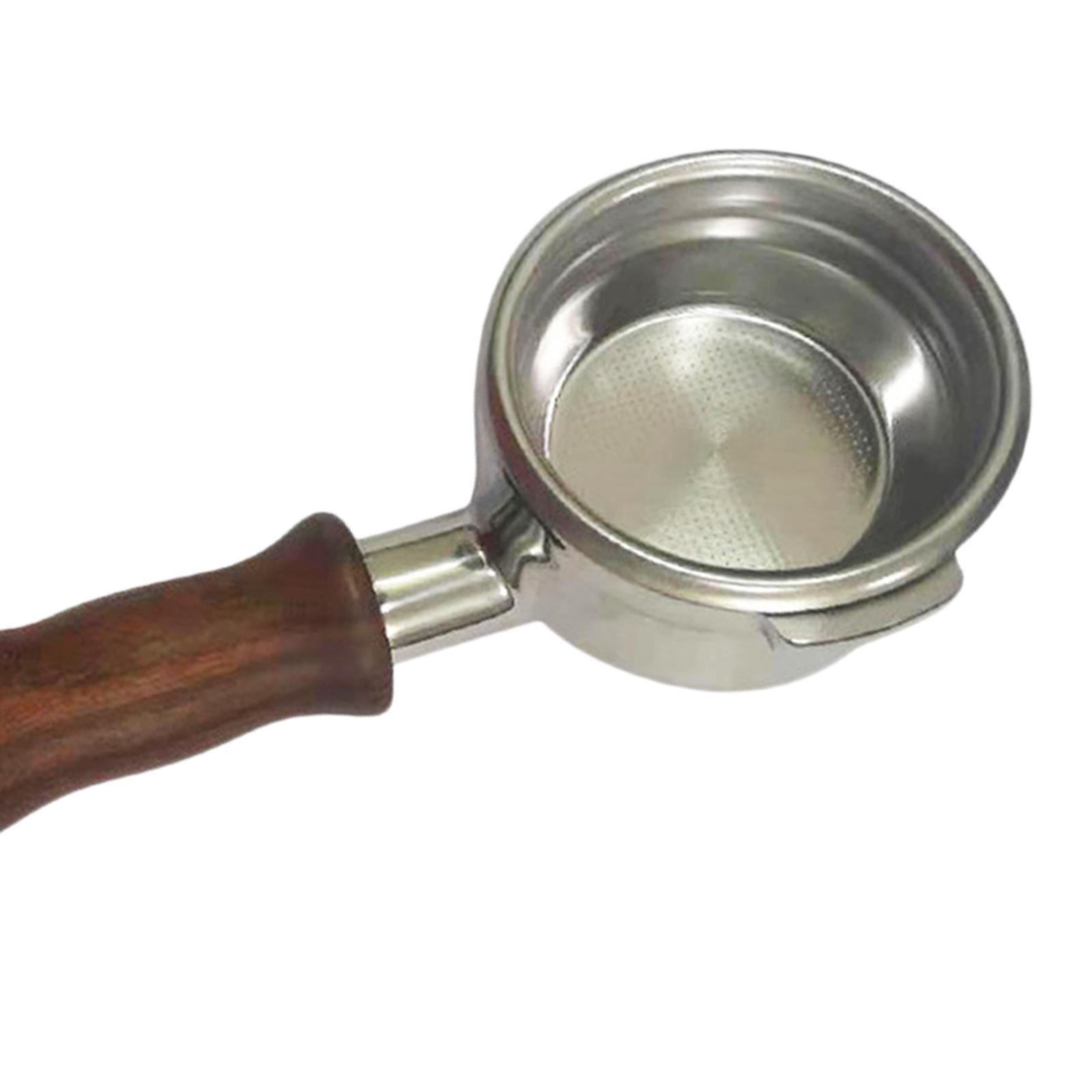 Indexbild 10 - 58mm Kaffee Siebträger ohne Boden für Breville BES920/980 Werkzeug