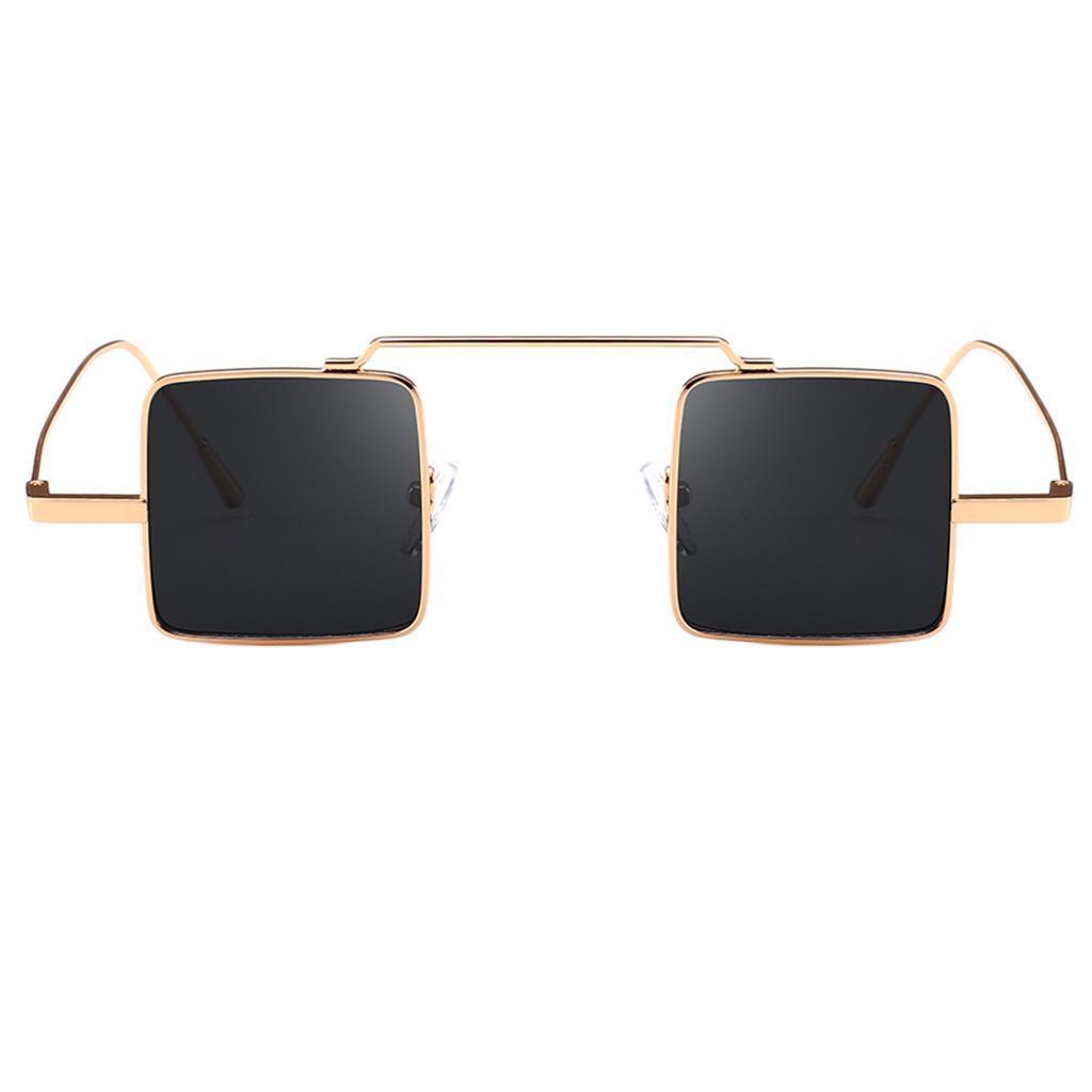 Klassische-quadratisches-Design-Sonnenbrille-mit-UV400-Schutz Indexbild 10