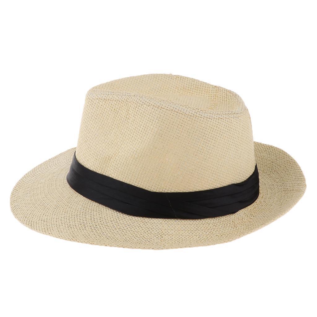 Cappello da Panama Donna Cappello di Paglia Cappello da ...