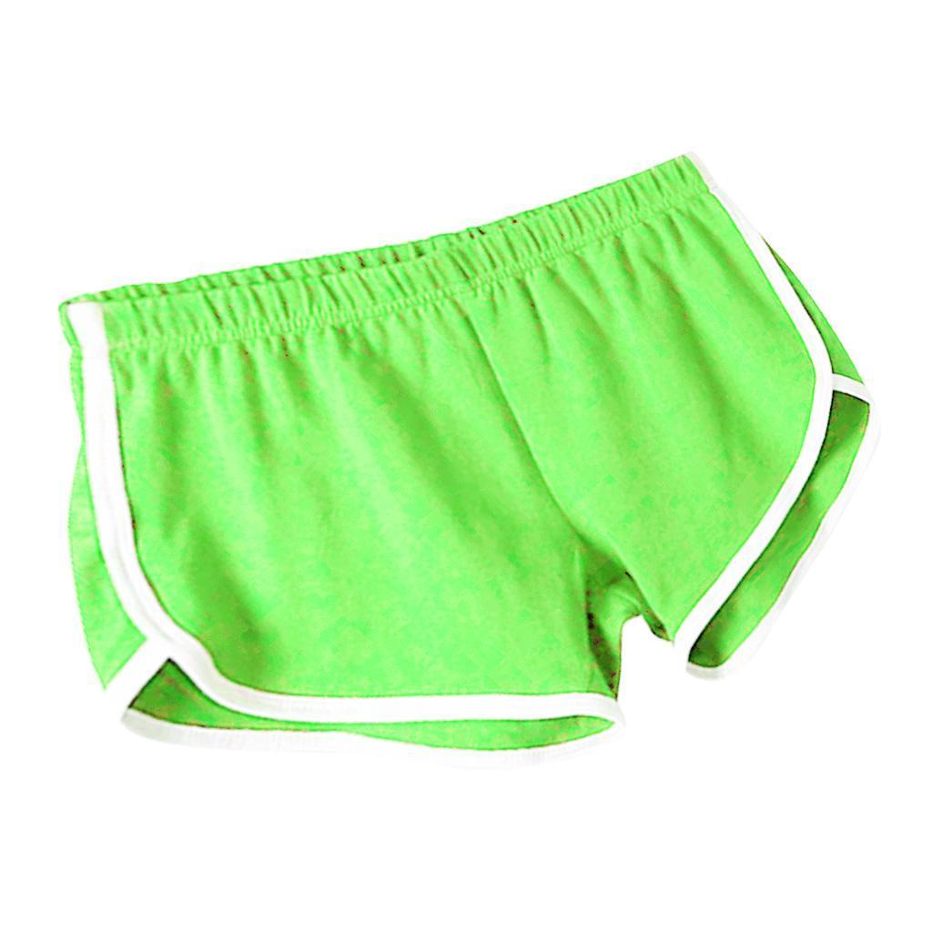 Shorts-de-sport-en-soie-de-lait-pour-femmes-Yoga-Dance-Pantalons-courts-Shorts miniature 26