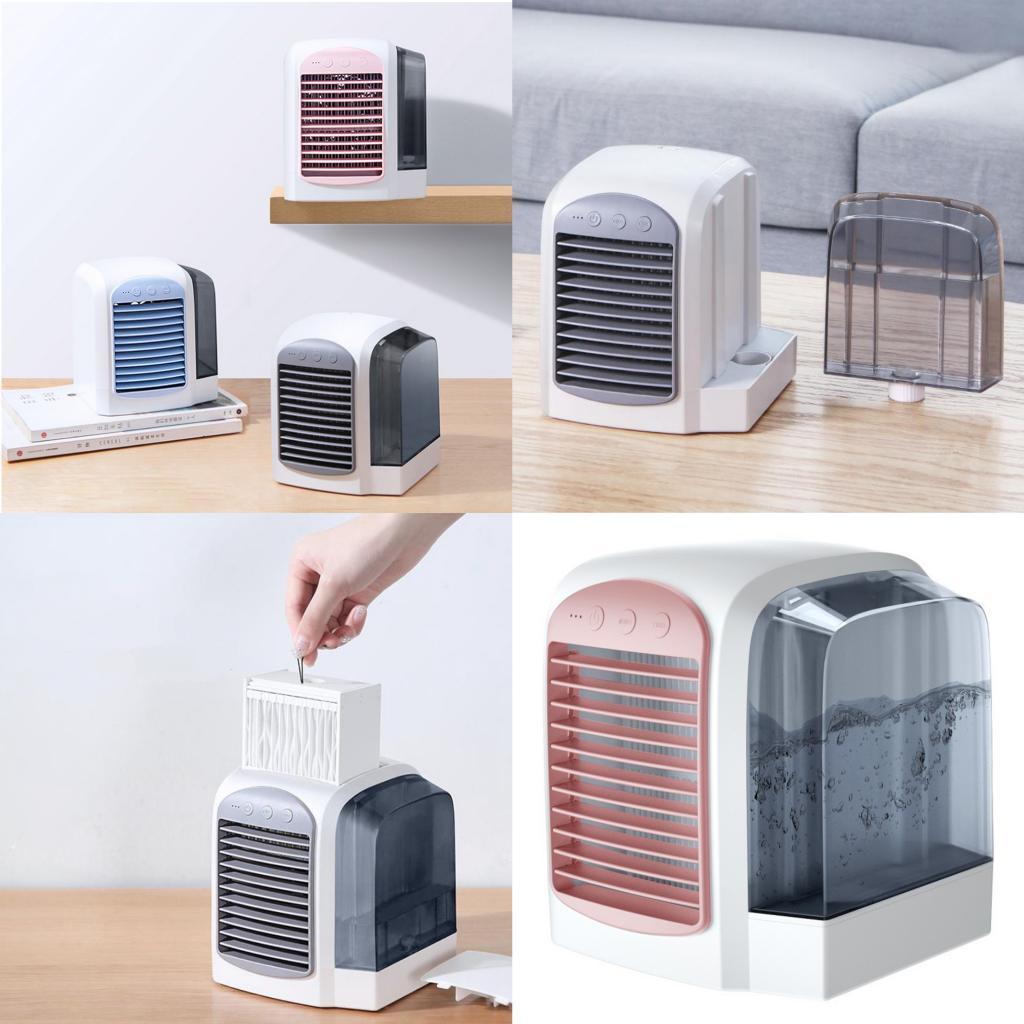 miniature 19 - Ventilateur-de-refroidissement-par-eau-de-refroidisseur-de-climatiseur-de