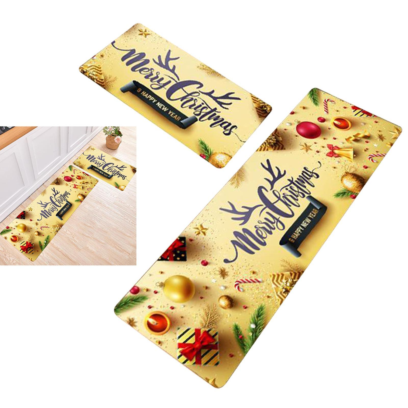 Zerbino-antiscivolo-tappeti-da-cucina-per-la-casa-ingresso-bagno-tappeto miniatura 15