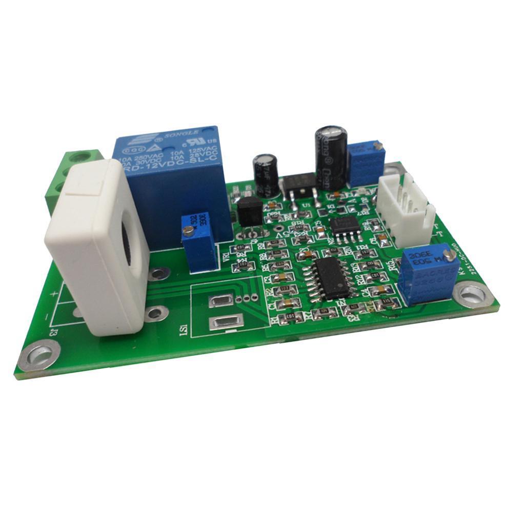 LC WCS1800 ± 35A detección actual Technology módulo Hall Flujo Workshop
