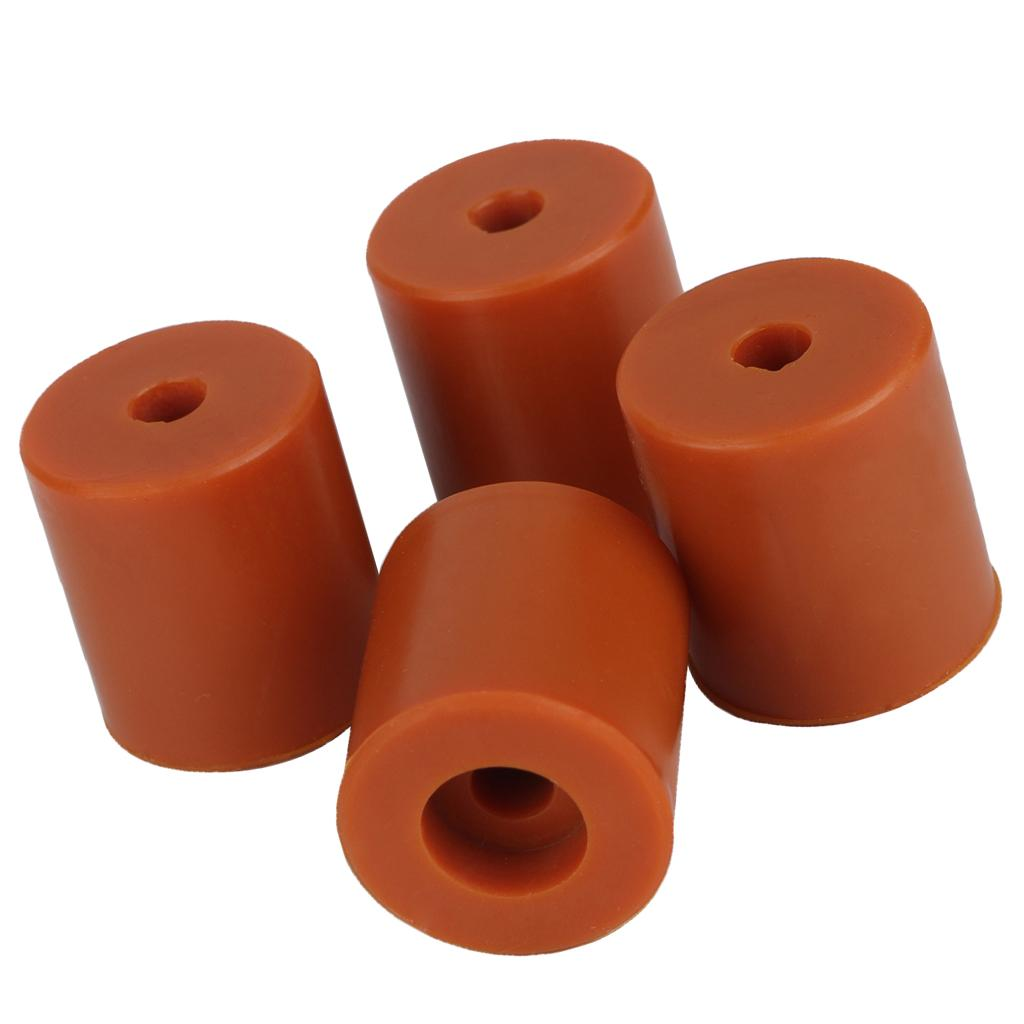 4x Silicone Buffers Dampers For 3D Printers Creality CR-10s Ender 2