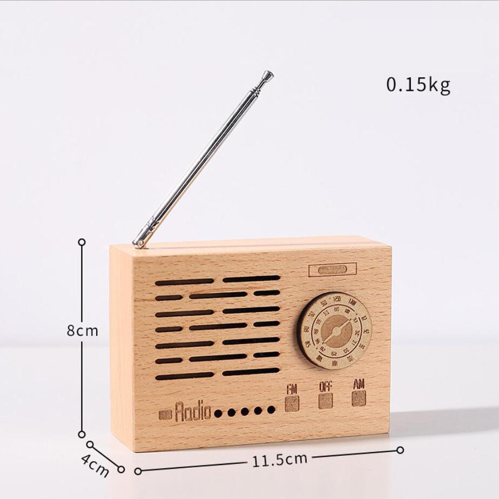 Clockwork-Music-Box-Radio-Music-Box-Tabletop-Musical-Ornaments-Girls-Gift thumbnail 4