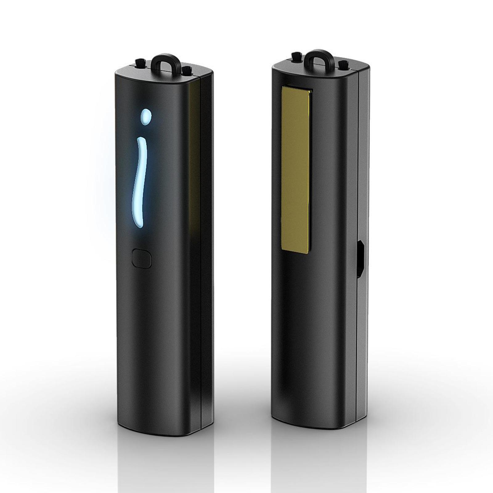 Indexbild 10 - Air Purifier Luft Reiniger Halskette Negative Ionen Generator USB Aufladbare