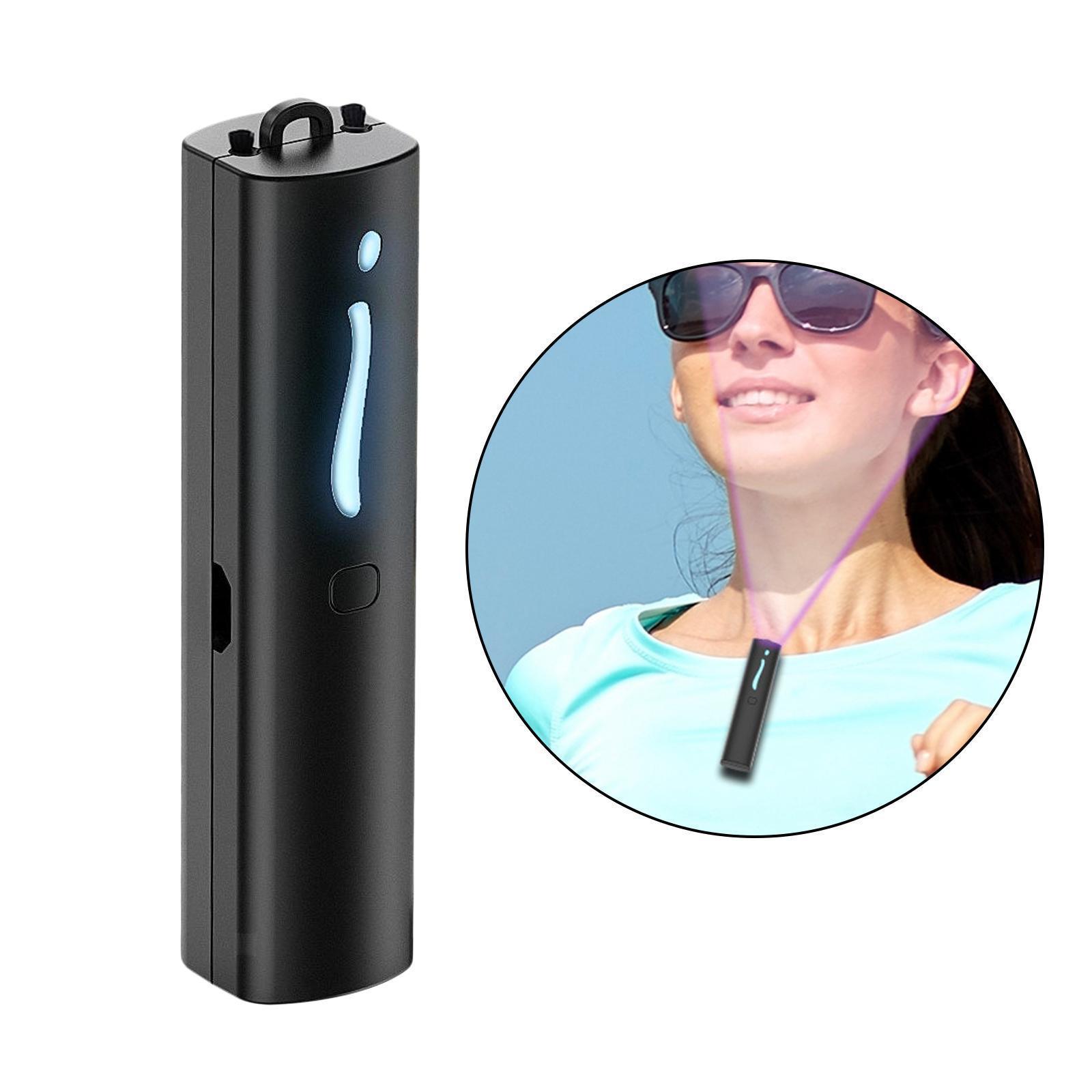 Indexbild 8 - Air Purifier Luft Reiniger Halskette Negative Ionen Generator USB Aufladbare