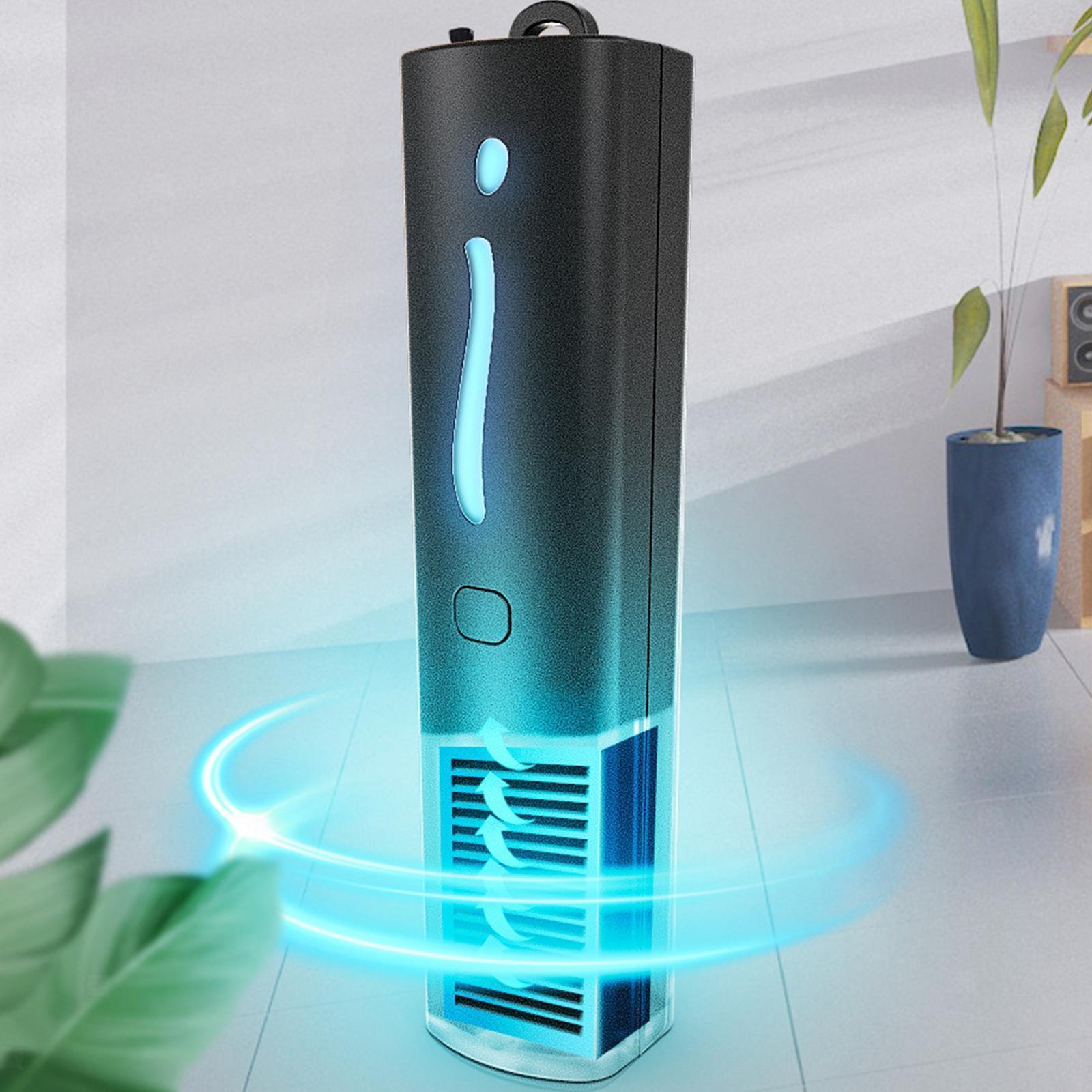 Indexbild 11 - Air Purifier Luft Reiniger Halskette Negative Ionen Generator USB Aufladbare