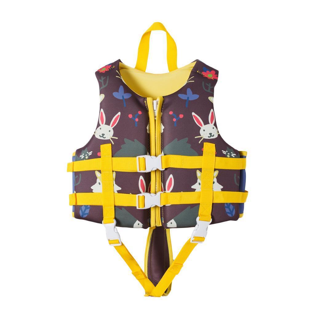 Gilets-de-securite-gonflables-de-flottabilite-de-gilet-de-sauvetage-de miniature 4