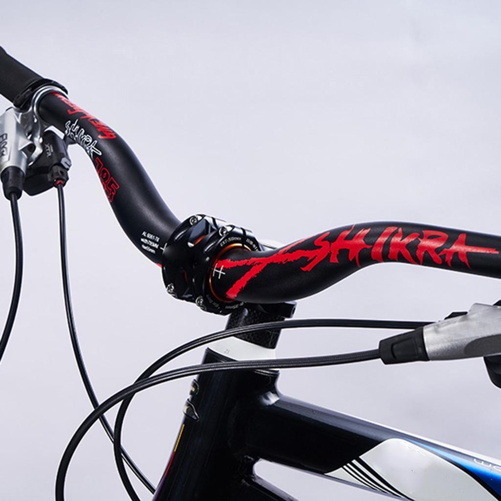 31-8mm-MTB-Bike-Handlebar-Riser-Handle-Bar-785mm-BMX-Cycling-Bicycle-Tape-Grips thumbnail 4