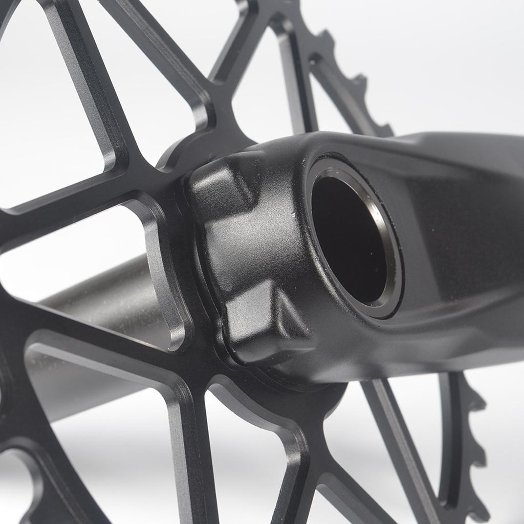Bike Chainring Flat Washer Chain Line Offset Eccentricity Chainwheel Spacer