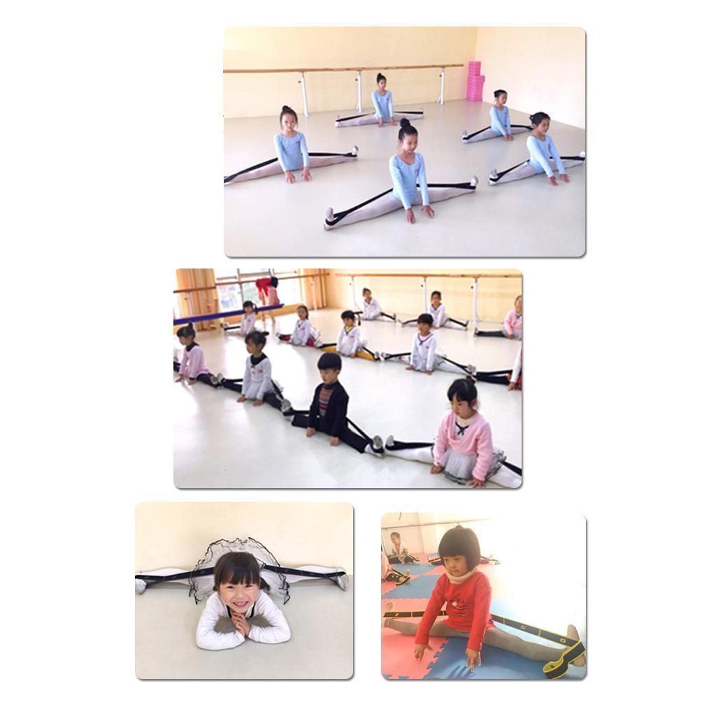 miniatura 32 - Pulsera stretch elástica bailar banda pilates Dance pierna prolongar camilla