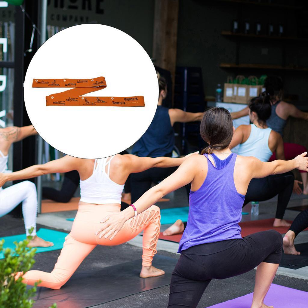 miniatura 27 - Pulsera stretch elástica bailar banda pilates Dance pierna prolongar camilla