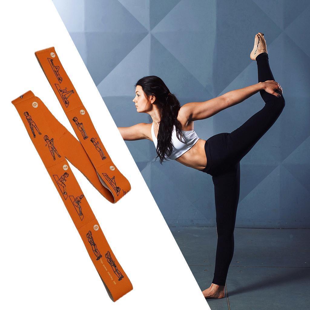 miniatura 29 - Pulsera stretch elástica bailar banda pilates Dance pierna prolongar camilla
