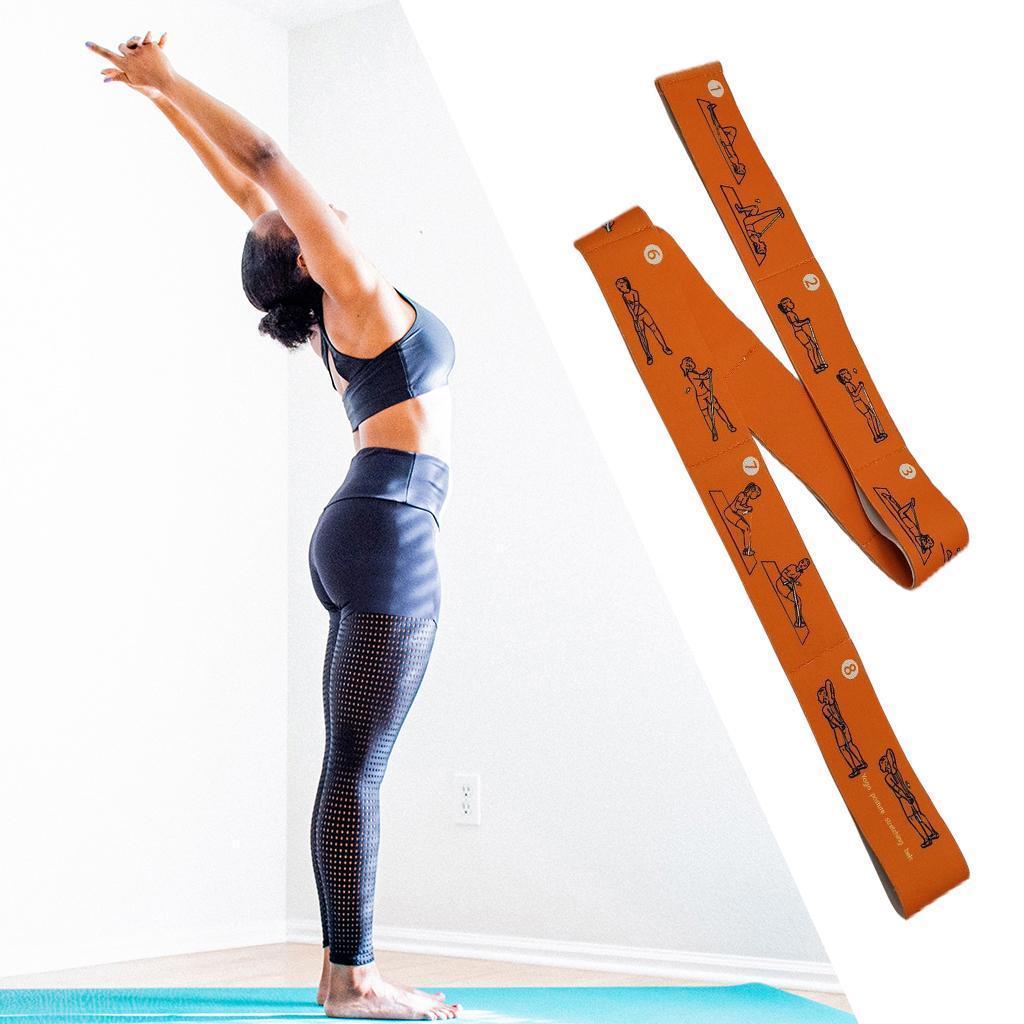 miniatura 34 - Pulsera stretch elástica bailar banda pilates Dance pierna prolongar camilla
