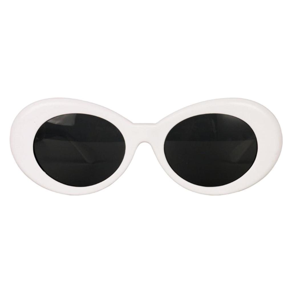 thumbnail 3 - Vintage 80s Clout Sunglasses for Women & Men, Retro Bright Colors