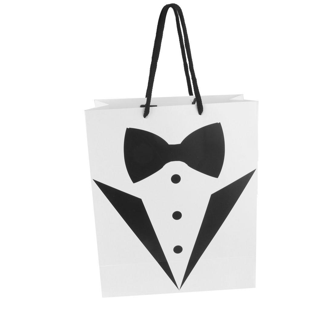 Gift Bag Paper Wedding Flower Girl Maid Of Honour Bride