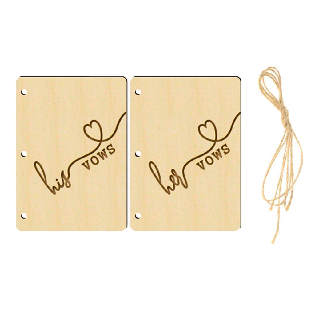 Indexbild 8 - Holz-Stueck-Holz-Tags-Zeichen-Unfinished-Hochzeit-Party-Favor-Geschenke-DIY
