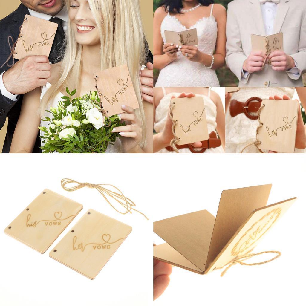 Indexbild 5 - Holz-Stueck-Holz-Tags-Zeichen-Unfinished-Hochzeit-Party-Favor-Geschenke-DIY
