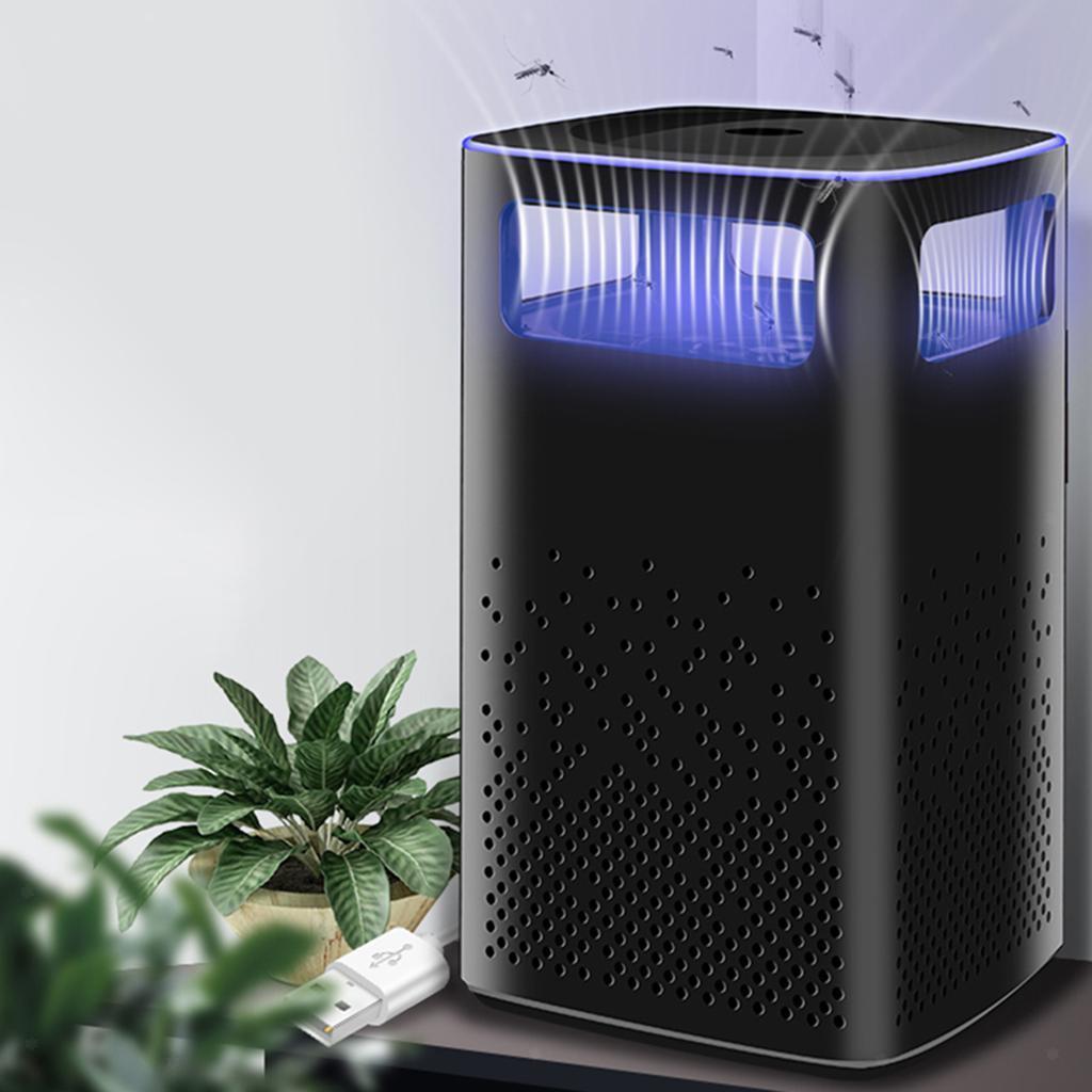 Elektrische-Fliegen-Bug-Zapper-Moskito-Insekten-Moerder-UV-Licht-Falle-Lampe Indexbild 53
